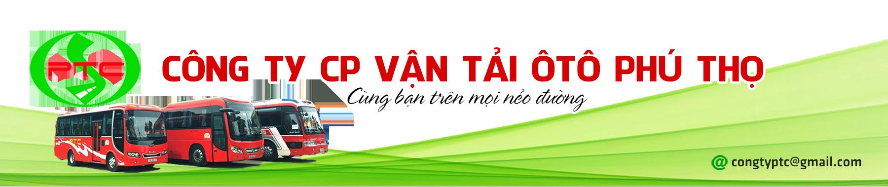Công ty cổ phần vận tải ô tô Phú Thọ